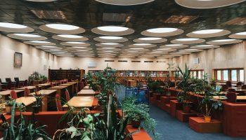 Аренда библиотек в Украине почасово • 2021 • RoomRoom 2