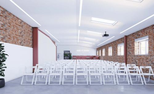 Itea Hub - коворкинг в стиле лофт в центре Харькова • 2021 • RoomRoom 9
