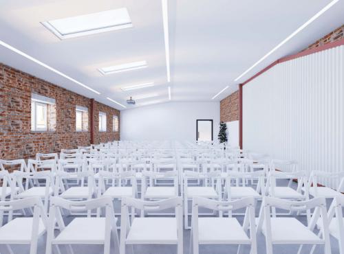 Itea Hub - коворкинг в стиле лофт в центре Харькова • 2021 • RoomRoom 10