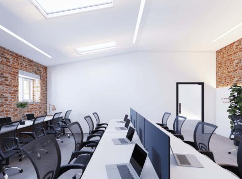 Itea Hub - коворкинг в стиле лофт в центре Харькова • 2021 • RoomRoom 7