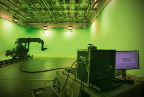 FilmUA Studio - 8 павильонов профессиональной киностудии • 2021 • RoomRoom 8