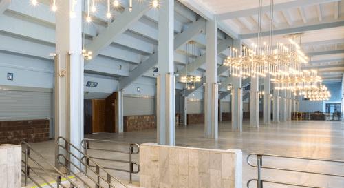 Дворец Спорта - главная национальная арена Киева • 2021 • RoomRoom 10