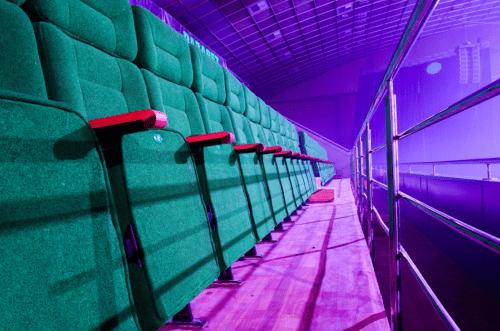 Дворец Спорта - главная национальная арена Киева • 2021 • RoomRoom 4