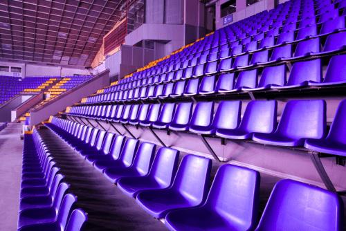 Дворец Спорта - главная национальная арена Киева • 2021 • RoomRoom 5
