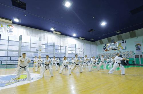 Дворец Спорта - главная национальная арена Киева • 2021 • RoomRoom 7