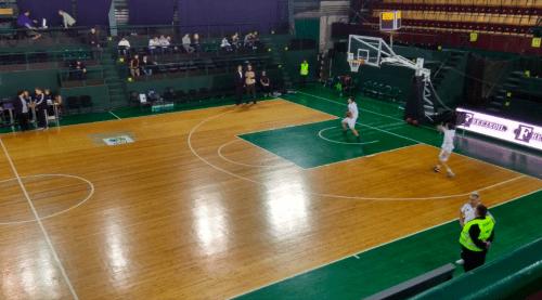 Венето Sport - 2 профессиональных спортивных зала на Соломенке • 2021 • RoomRoom 11