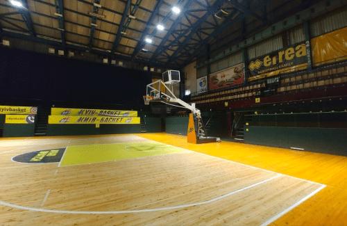 Венето Sport - 2 профессиональных спортивных зала на Соломенке • 2021 • RoomRoom 1
