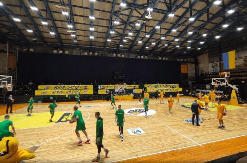 Венето Sport - 2 профессиональных спортивных зала на Соломенке • 2021 • RoomRoom 6