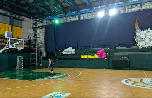 Венето Sport - 2 профессиональных спортивных зала на Соломенке • 2021 • RoomRoom 7