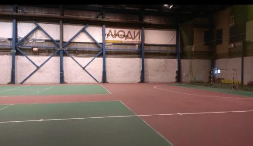 Венето Sport - 2 профессиональных спортивных зала на Соломенке • 2021 • RoomRoom 3