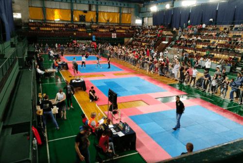 Венето Sport - 2 профессиональных спортивных зала на Соломенке • 2021 • RoomRoom 4