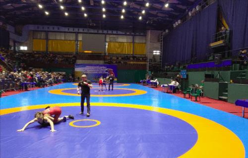 Венето Sport - 2 профессиональных спортивных зала на Соломенке • 2021 • RoomRoom 9