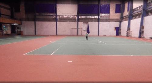 Венето Sport - 2 профессиональных спортивных зала на Соломенке • 2021 • RoomRoom 10