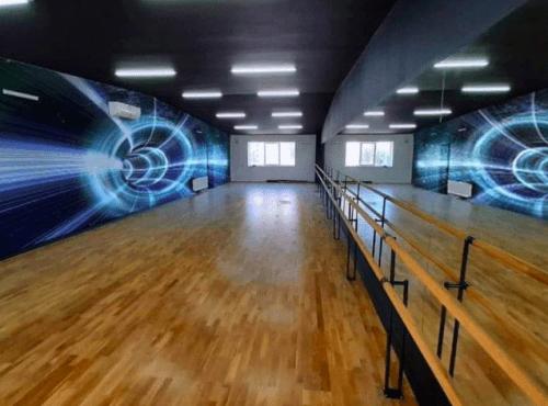 Svoi Arena - современный спортивный комплекс • 2021 • RoomRoom 7