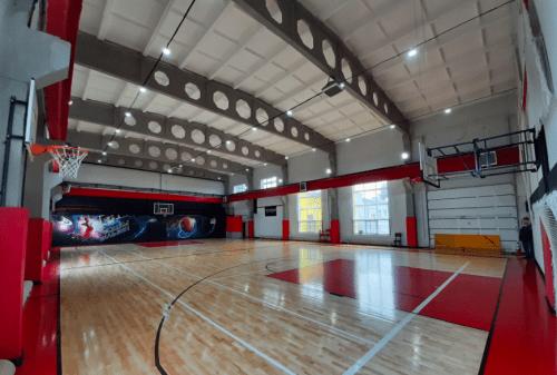 Svoi Arena - современный спортивный комплекс • 2021 • RoomRoom 1