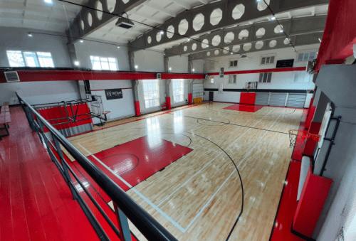 Svoi Arena - современный спортивный комплекс • 2021 • RoomRoom 4