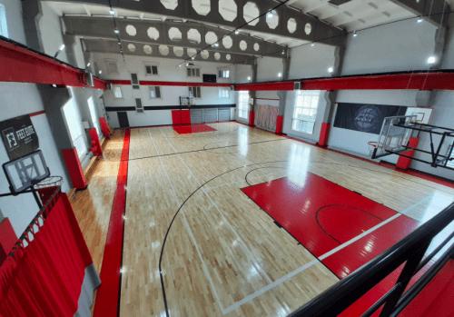 Svoi Arena - современный спортивный комплекс • 2021 • RoomRoom 3
