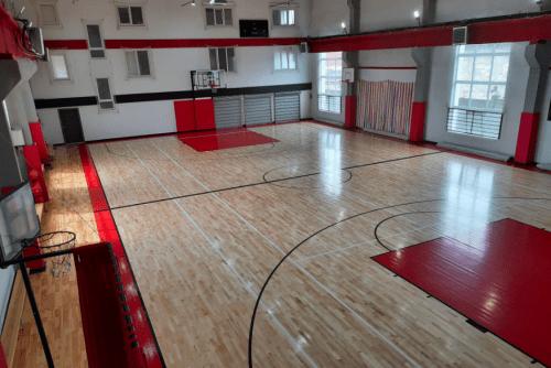 Svoi Arena - современный спортивный комплекс • 2021 • RoomRoom 2