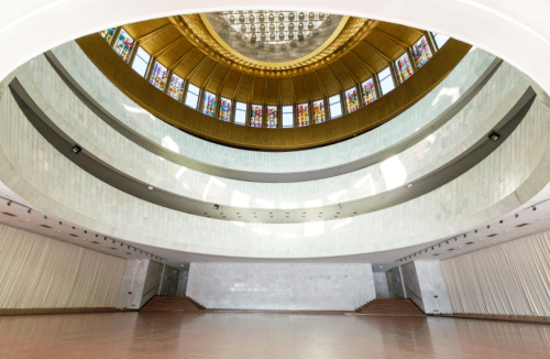Украинский Дом - уникальное монументальное пространство • 2021 • RoomRoom 12