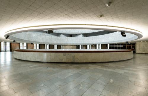 Украинский Дом - уникальное монументальное пространство • 2021 • RoomRoom 2