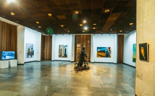 Украинский Дом - уникальное монументальное пространство • 2021 • RoomRoom 8