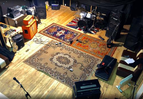 Bright Sound - 2 репетиционных зала в лофт стиле • 2021 • RoomRoom 2