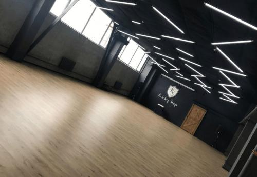 Lucky Step 2 - танцевальное лофт пространство • 2021 • RoomRoom 1