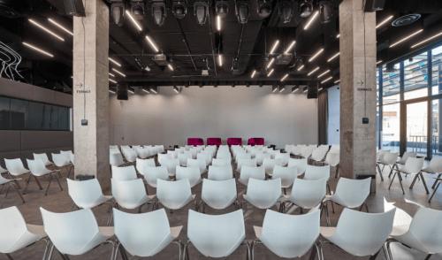 PMHUB - ивент холл с открытой крышей на Печерске • 2021 • RoomRoom 10