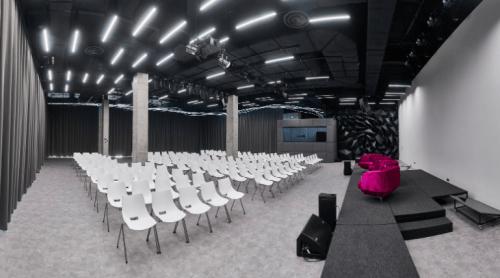 PMHUB - ивент холл с открытой крышей на Печерске • 2021 • RoomRoom 9