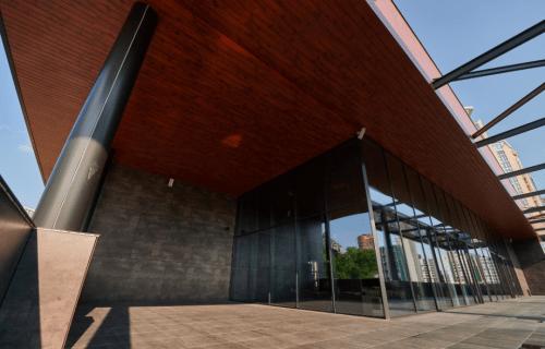 PMHUB - ивент холл с открытой крышей на Печерске • 2021 • RoomRoom 7