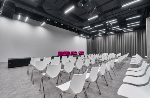 PMHUB - ивент холл с открытой крышей на Печерске • 2021 • RoomRoom 2