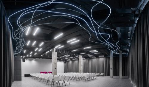 PMHUB - ивент холл с открытой крышей на Печерске • 2021 • RoomRoom 1