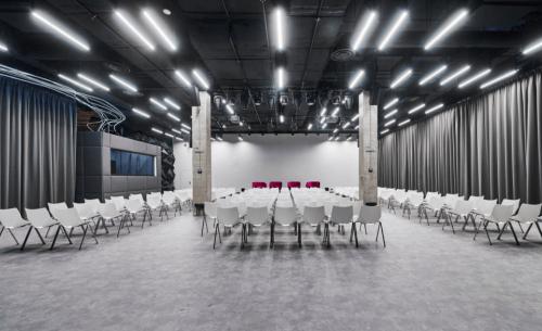 PMHUB - ивент холл с открытой крышей на Печерске • 2021 • RoomRoom 3