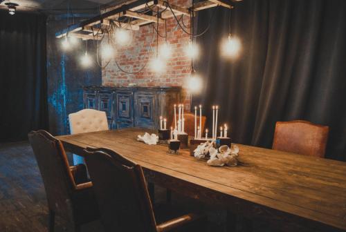 Flora Hub - лофтовое пространство с уникальным декором • 2021 • RoomRoom 12