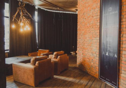 Flora Hub - лофтовое пространство с уникальным декором • 2021 • RoomRoom 10