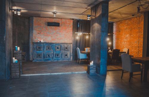 Flora Hub - лофтовое пространство с уникальным декором • 2021 • RoomRoom 7