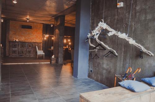 Flora Hub - лофтовое пространство с уникальным декором • 2021 • RoomRoom 6