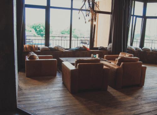 Flora Hub - лофтовое пространство с уникальным декором • 2021 • RoomRoom 5