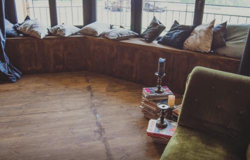 Flora Hub - лофтовое пространство с уникальным декором • 2021 • RoomRoom 4