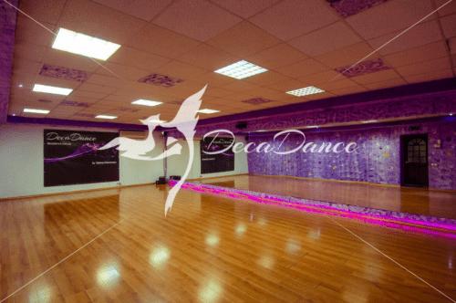 Deca Dance 2 - танцевальные залы на Крещатике • 2021 • RoomRoom 4