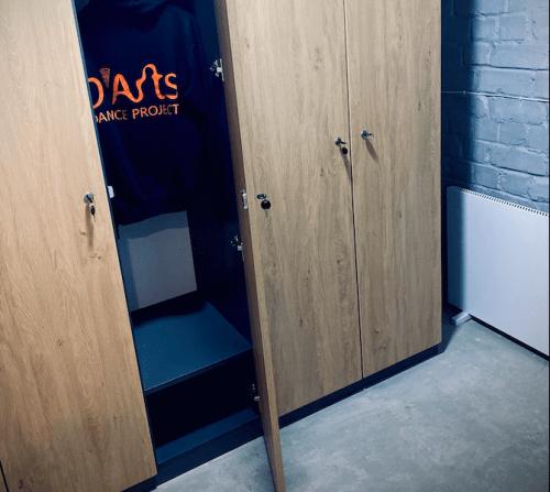Darts Space - танцевальная студия в стиле лофт на Подоле • 2021 • RoomRoom 8