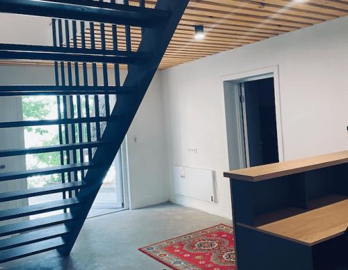 Darts Space - танцевальная студия в стиле лофт на Подоле • 2021 • RoomRoom 5