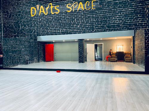 Darts Space - танцевальная студия в стиле лофт на Подоле • 2021 • RoomRoom 4