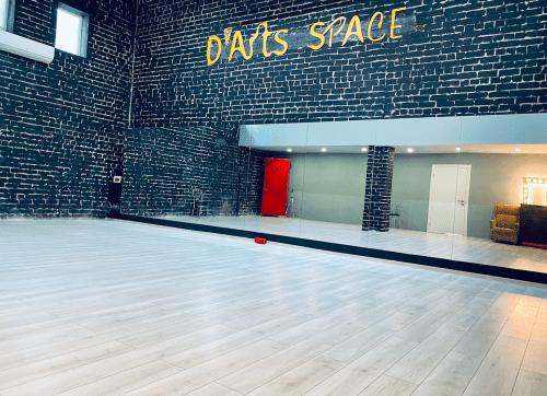 Darts Space - танцевальная студия в стиле лофт на Подоле • 2021 • RoomRoom 3