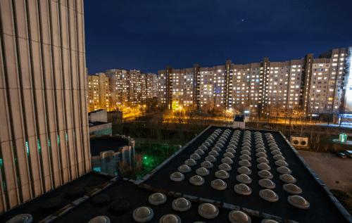 Библиотека им. Вернадского - уникальная советская архитектура • 2021 • RoomRoom 13