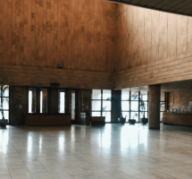 холл библиотека вернадского