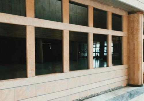 Библиотека им. Вернадского - уникальная советская архитектура • 2021 • RoomRoom 8
