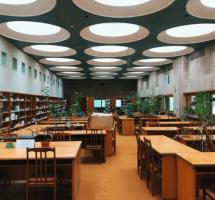 читальный зал библиотека вернадского 2