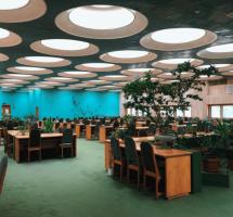 читальный зал библиотека вернадского 3