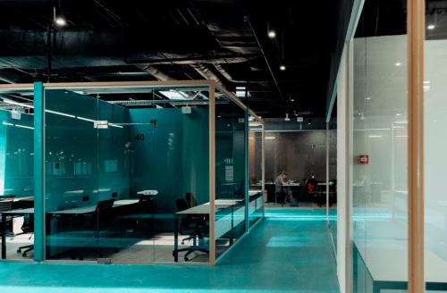The Space - 5500 м2 коворкинга с игровым баром • 2021 • RoomRoom 5